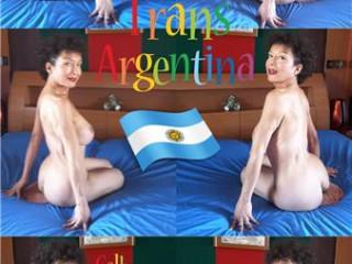 ARIANNA VOGUE - TRANS ARGENTINA ... MILANO . Zona CORVETTO