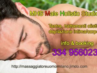 GIOvANNI MASSAGGIATORE UOMO MILANO 334 9560231