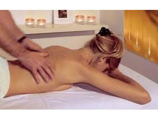 Vero paradiso per donna, massaggio completo