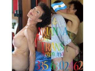 Arianna Vogue - Trans Argentina . MILANO . Zona CORVETTO . Via CARLO BONCOMPAGNI . Call: 335 6302462